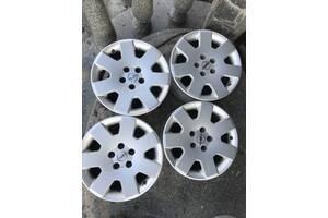 Продам оригинальные литые диски Opel Vectra R16 5/110