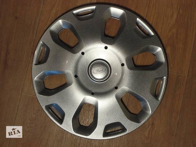 купить бу Продам Оригинальные колпаки на колеса на Ford Transit Форд Транзит R15 Оригинал 9T16 1130 AC в Киеве