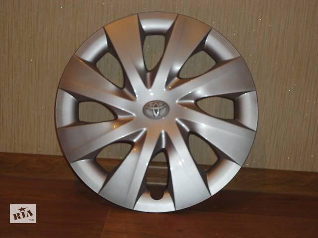 Продам Оригинальные колпаки Toyota Yaris (Тойота Ярис) R15 Оригинал 42602-0D200- объявление о продаже  в Киеве