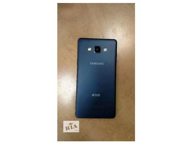 Продам Самсунг Samsung Galaxy A7 Duos A700H/DS- объявление о продаже  в Харькове