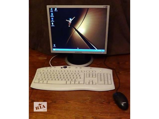 купить бу Продам настроенный рабочий  компьютер в Броварах