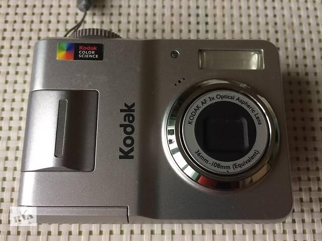 Продам цифровой фотоаппарат Кodak ЕasyShare С433, состояние отличное,  документы, упаковка- объявление о продаже  в Киеве
