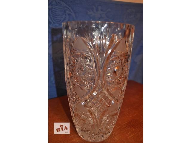 Продам вазы хрустальные- объявление о продаже  в Киеве