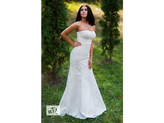 Продам свадебное платье, платье для невесты.- объявление о продаже  в Тернополе