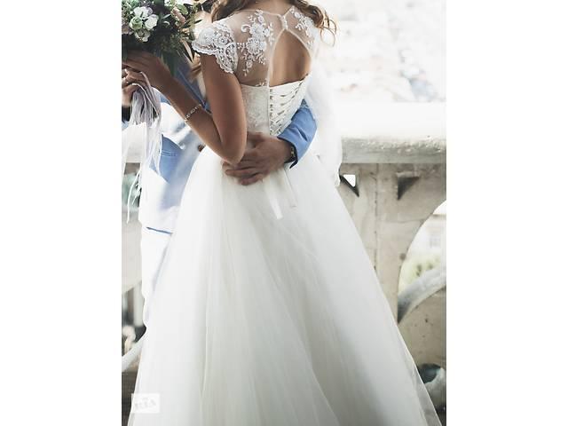 Продам весільну сукню- объявление о продаже  в Львові