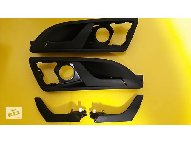 Продам внутренние ручки дверей на Шкоду Октавию А 5 (рестайлинг)- объявление о продаже  в Днепре (Днепропетровск)