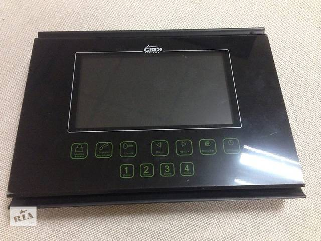 Продам Видеодомофон GRD Max V2 черный- объявление о продаже  в Киеве