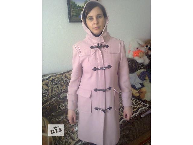 купить бу Пальто димесезонное - Wool rich blend, Wool Mark blend в Харькове