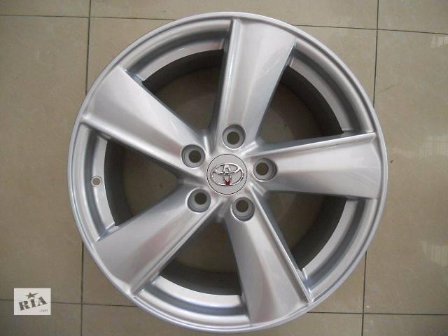 продам Продам диски R17 5x114.3 на TOYOTA Camry; Corolla новые бу в Харькове