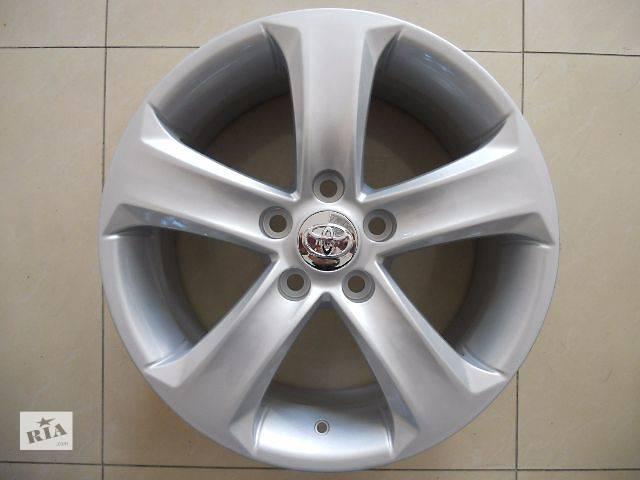 бу Продам диски R17 5x114.3 на TOYOTA Camry; Corolla;  новые в Харькове