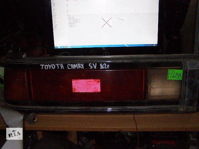 Продам фонари на TOYOTA CAMRY- объявление о продаже  в Таврийске