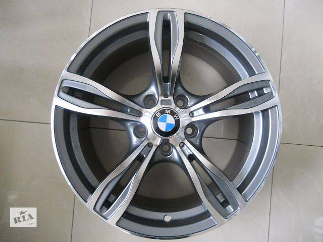 Продам новые R18 5x120 диски на BMW 5,7 Оригинальные- объявление о продаже  в Харкові