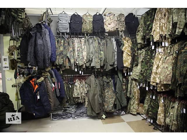 продам Продавец-консультант в Польшу в магазин военной одежды  бу  в Украине