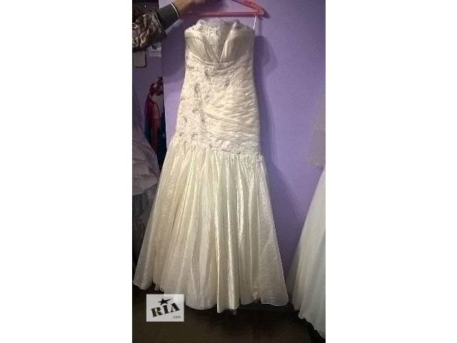 купить бу Продаю свадебное платье!!! в Киеве