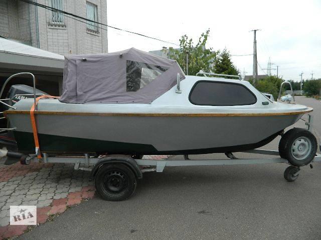 продам Продаю лодку бу в Киеве