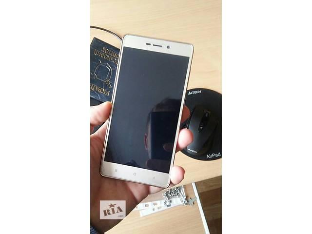 продам Продажа Xiaomi Redmi 3 (gold)+чехол (gold)+стекло бу в Харькове