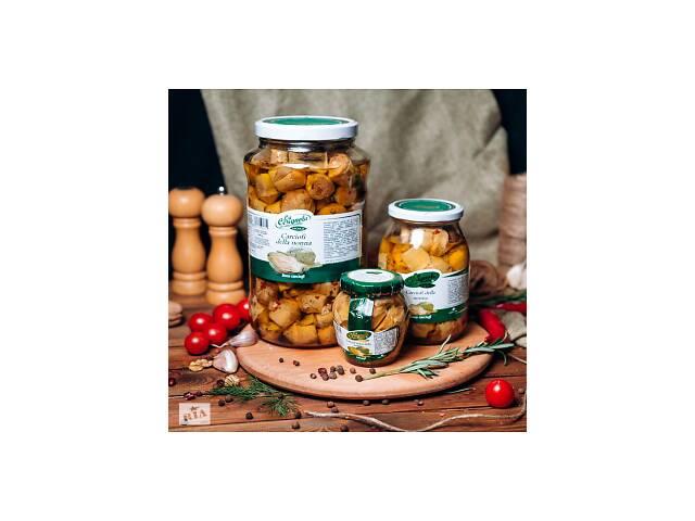 Артишоки, спаржа, каперсы, перец итальянская консервация- объявление о продаже  в Киеве