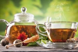Чай Карпатский сбор