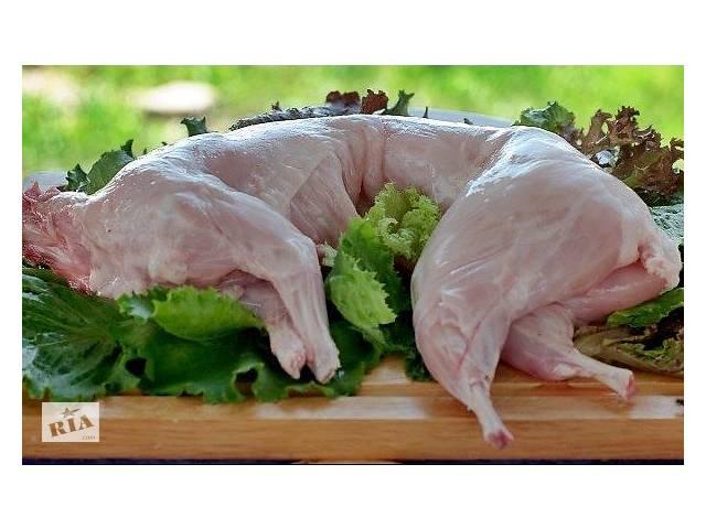 продам Диетическое мясо домашнего кролика бу в Ивано-Франковске