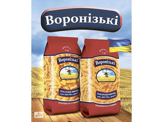 "купить бу Макароны ТМ ""Воронізькі"" от производителя опт в Шостке"