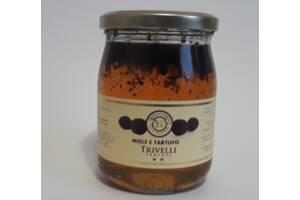 Мёд с Натуральным Чёрным Трюфелем 0,7 Кг. Trivelli Tartufi Италия
