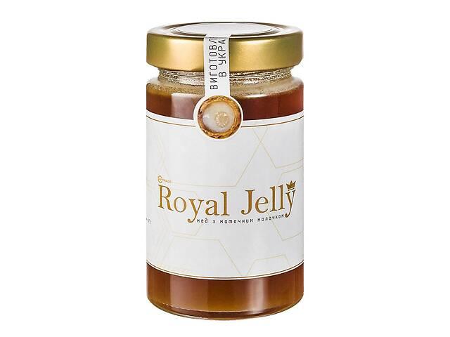 Медова композиція APITRADE Royal Jelly 390 г- объявление о продаже  в Києві