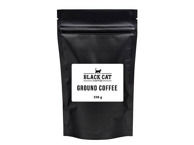 Молотый кофе Black Cat 500 г (11-359)- объявление о продаже  в Киеве