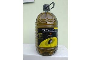 Натуральное оливковое масло из Испании. 5 литров/шт.