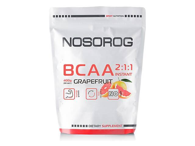 продам Nosorog BCAA 2:1:1 грейпфрут, 400 гр бу в Мариуполе