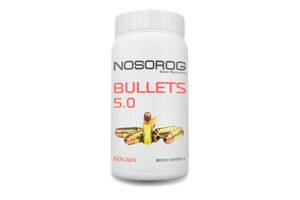 Nosorog BULLETS 5.0 + DMAA, 60 капсул