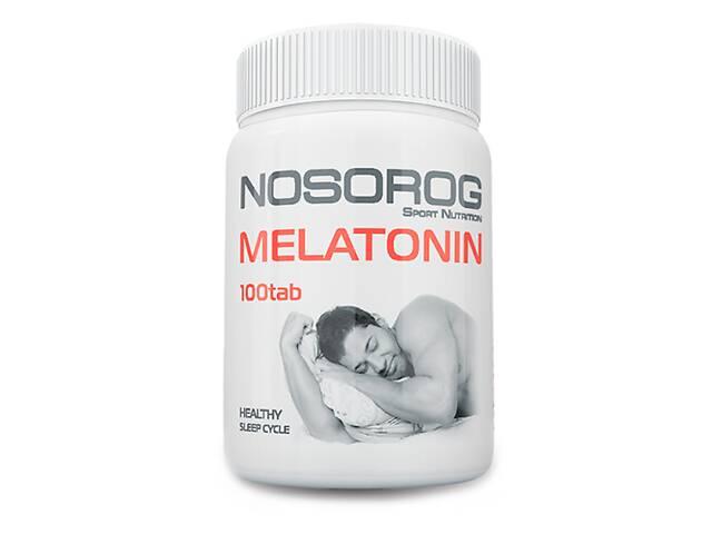 Nosorog Melatonin, 100 таблеток- объявление о продаже  в Мариуполе