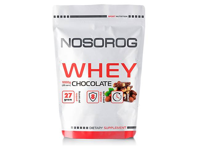 продам Nosorog Whey шоколад, 1 кг бу в Мариуполе