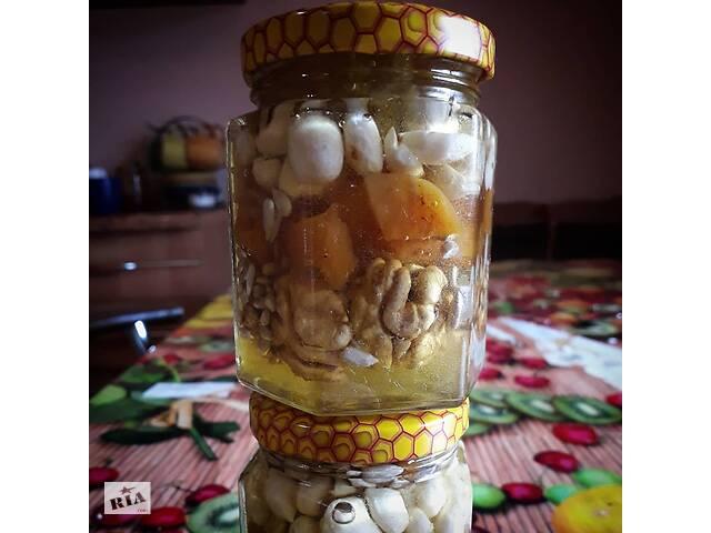 Орехи и сухофрукты в меде - объявление о продаже  в Запорожье