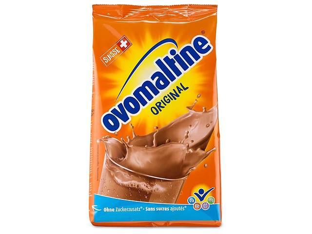 Ovomaltine. Витаминизированный какао 750g- объявление о продаже  в Харькове