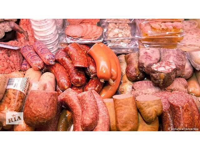 купить бу Просрочка колбасы и колбасные изделия в Киеве