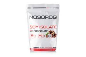 Протеины NOSOROG Soy Isolate 1 kg chocolate