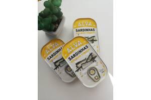 Сардина в подсолнечном масле