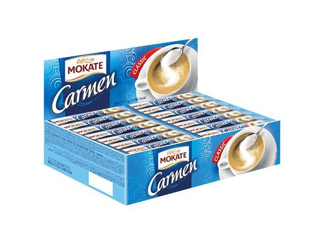 Сливки в стиках Mokate Caffetteria Carmen Classic 100 шт х 4 г (71.401)- объявление о продаже  в Киеве