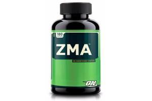 Тестостероновый бустер Optimum Nutrition ZMA, 180 капс (103570)
