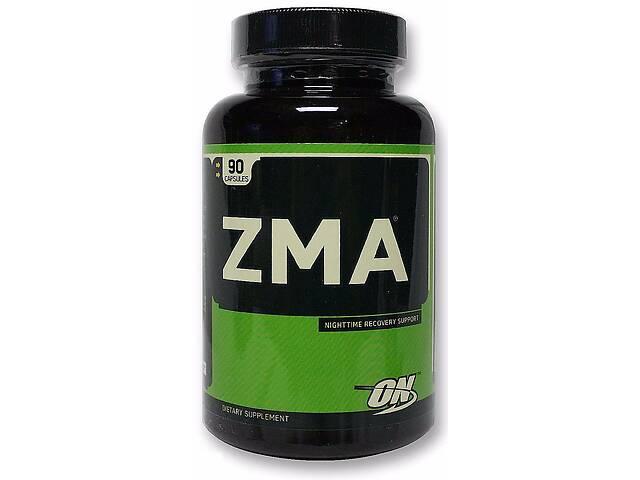 бу Тестостероновый бустер Optimum Nutrition ZMA, 90 капс (103571) в Полтаве