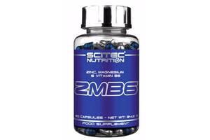 Тестостероновый бустер Scitec Nutrition ZMB6, 60 капс (104561)