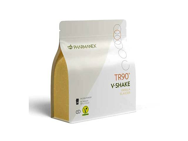 бу TR90 V-Shake — протеиновый веганский коктейль ванильный в Киеве