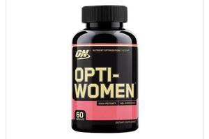 Витамины и минералы Optimum Nutrition Opti-Women 60капсул