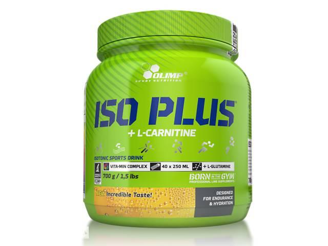 купить бу Изотоник Olimp Sport Nutrition Iso Plus Powder, 700 г лимон в Полтаве