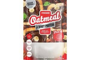 Заменители питания Prozis Oatmeal + Whey 35 г - NutChoc (814838)