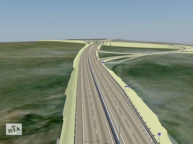 купить бу проекты автомобильных дорог любой сложности  в Украине