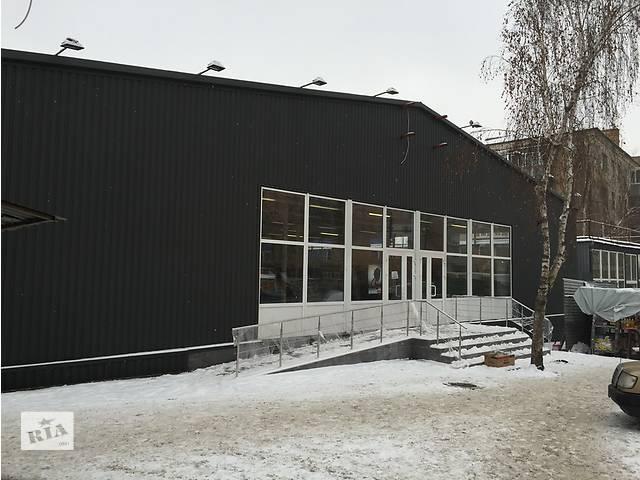 бу Проектируем, производим и продаем ангары, склады, навесы и многое другое из металлоконструкций  в Украине