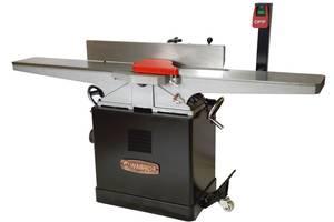 Профессиональный фуговальный станок WARRIOR W0103F 200 мм в наявності