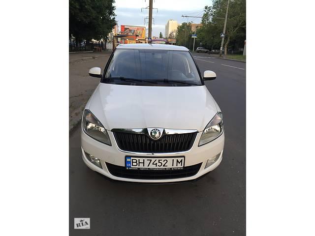купить бу Прокат, аренда авто Skoda Fabia 1.4 мех. Любой срок аренды в Одессе
