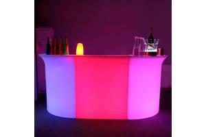 Прокат аренда светящейся светодиодной Лед LED мебели